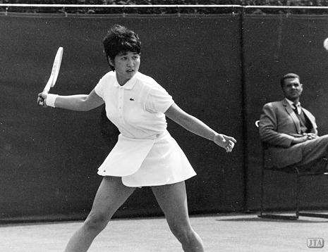 ミュージアム:日本のテニスはじ...