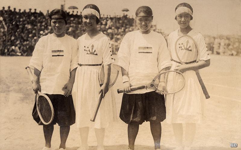 世界の潮流と近代日本テニス~来...
