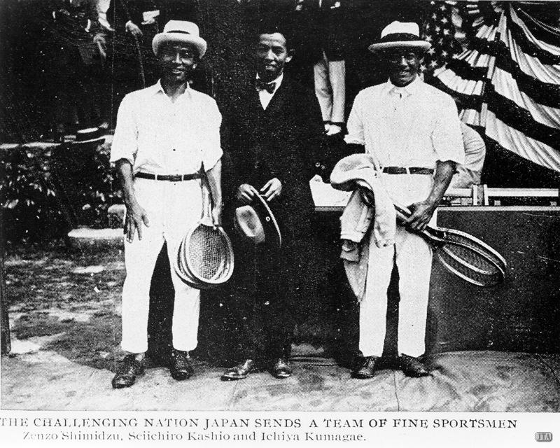 1920年アントワープオリンピックのイタリア選手団
